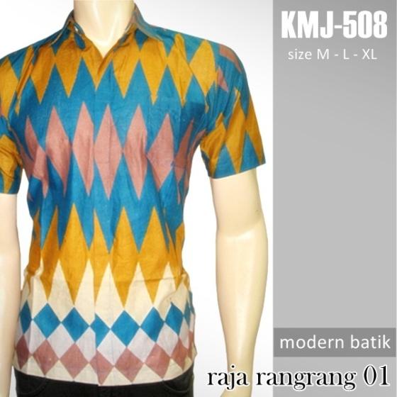 KMJ-508 Raja Rangrang 01